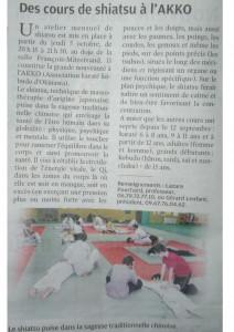 article NR shiatsu larcay 2017